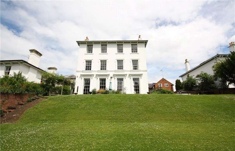 1 Bedroom Apartment Flat for sale in Lansdowne Crescent, Worcester, Worcestershire, WR3