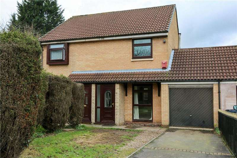 3 Bedrooms Terraced House for sale in Mayfield Close, Catshill, Bromsgrove, B61