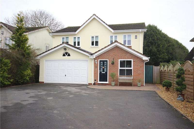 4 Bedrooms Detached House for sale in Rising Lane, Knowle, Solihull, West Midlands, B93