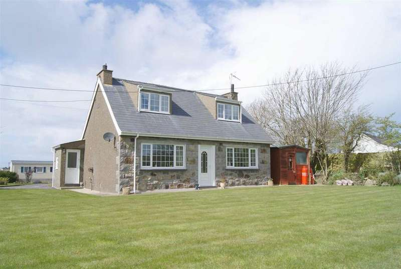 3 Bedrooms Detached House for sale in Tudweiliog
