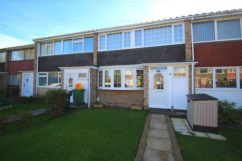 3 Bedrooms Terraced House for sale in Falcon Green, Portsmouth