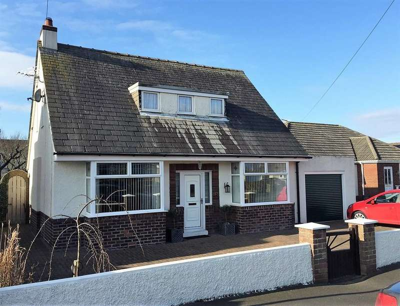 4 Bedrooms Detached Bungalow for sale in 5 St Michaels Road, Rampside