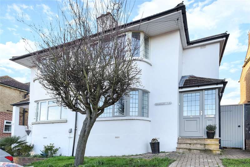 3 Bedrooms Semi Detached House for sale in Oakleigh Drive, Croxley Green, Hertfordshire, WD3