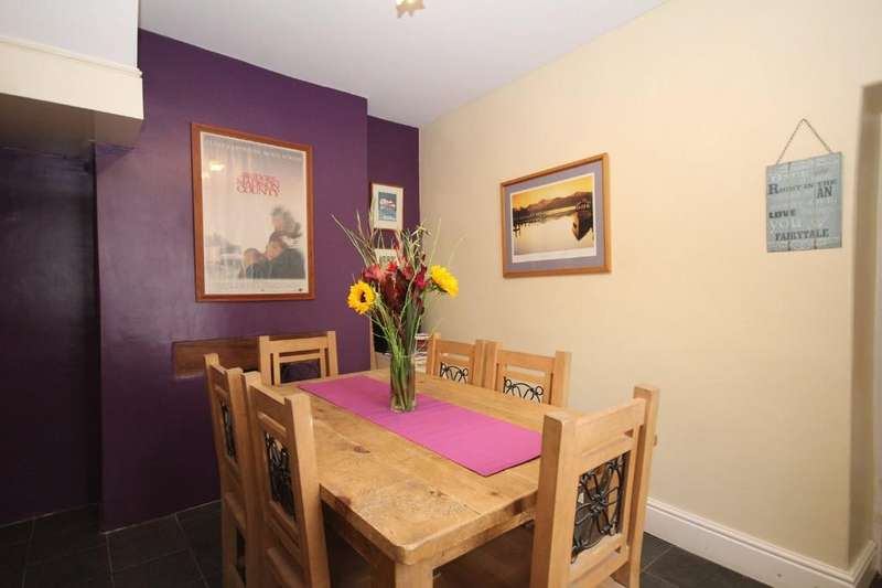 3 Bedrooms End Of Terrace House for sale in 31 Duddon Road, Askam-In-Furness