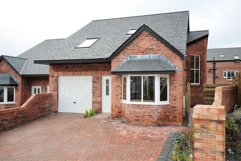 3 Bedrooms Semi Detached House for sale in Plot 42, 26 Rosewood Grove, Barrow-In-Furness