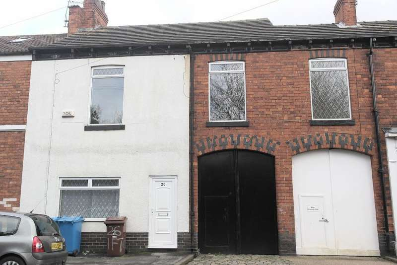 5 Bedrooms Terraced House for sale in Clifton Street, Hull, HU2 9AP