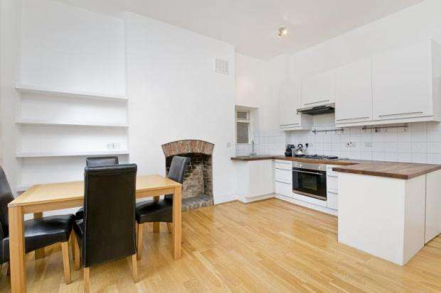 1 Bedroom Flat for sale in Ainger Road, London, NW3