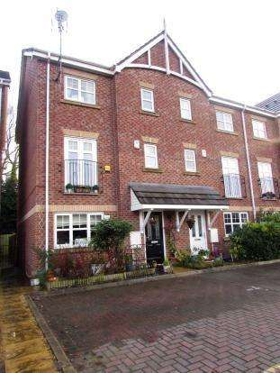 4 Bedrooms End Of Terrace House for sale in Ellesmere Green, Manchester
