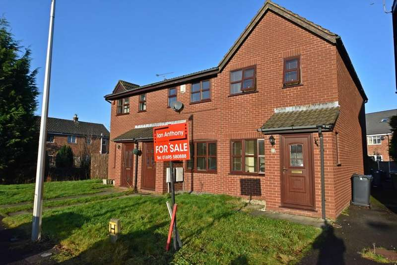 2 Bedrooms End Of Terrace House for sale in Sanfield Close, Ormskirk
