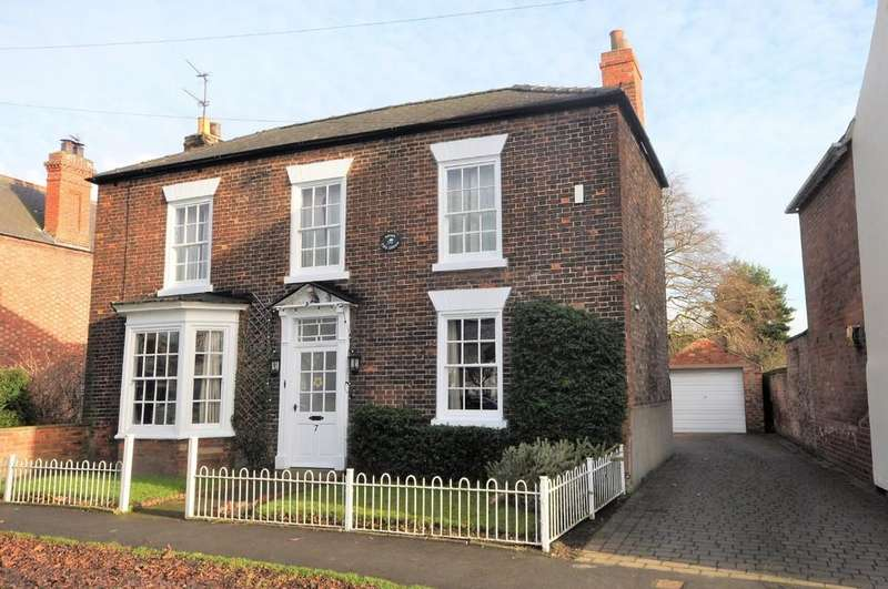 4 Bedrooms Detached House for sale in The Green, Rawcliffe