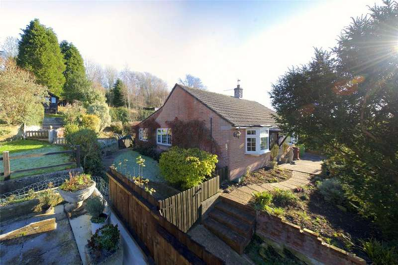 3 Bedrooms Detached Bungalow for sale in Winterborne Stickland, Dorset