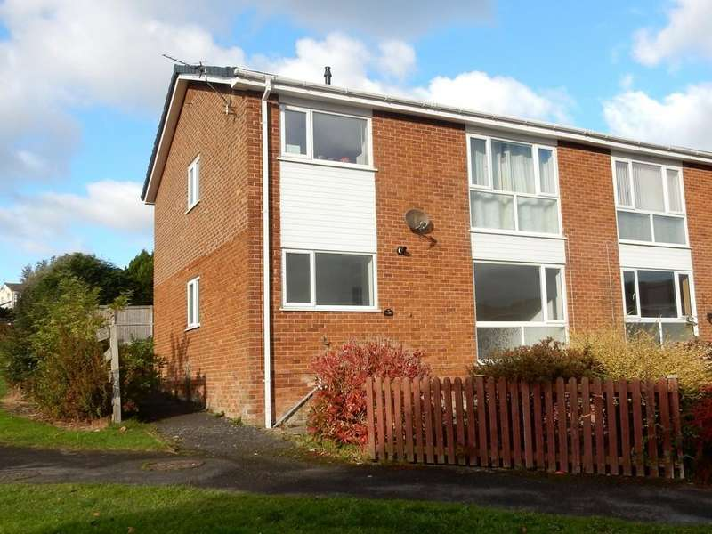 2 Bedrooms Ground Flat for sale in Hebden Avenue, Carlisle