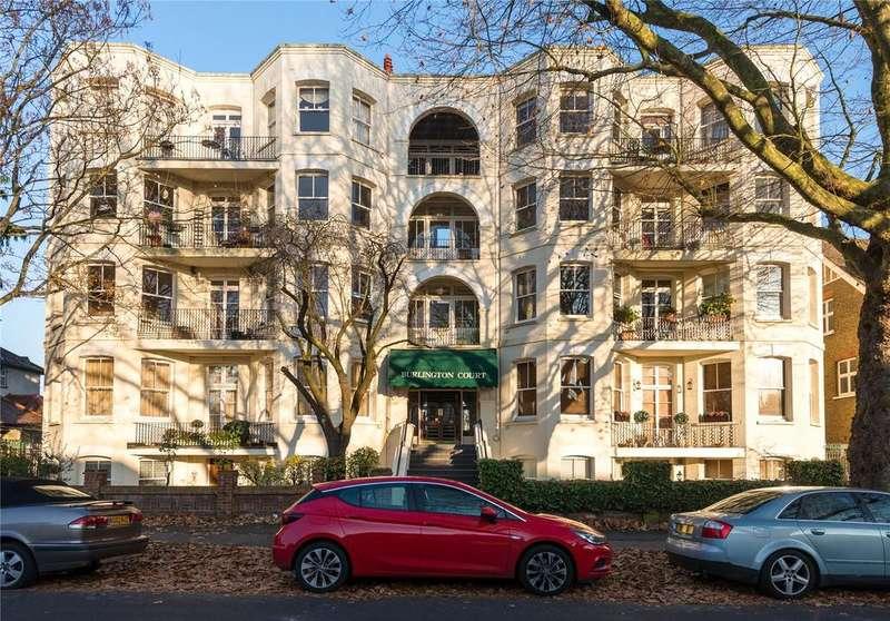 1 Bedroom Flat for sale in Burlington Court, Spencer Road, Chiswick, London