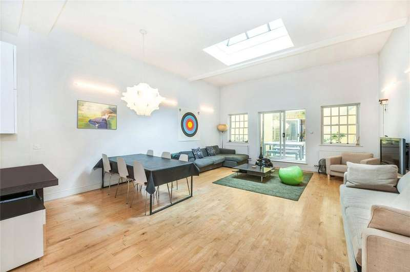2 Bedrooms Flat for sale in The Strand, London