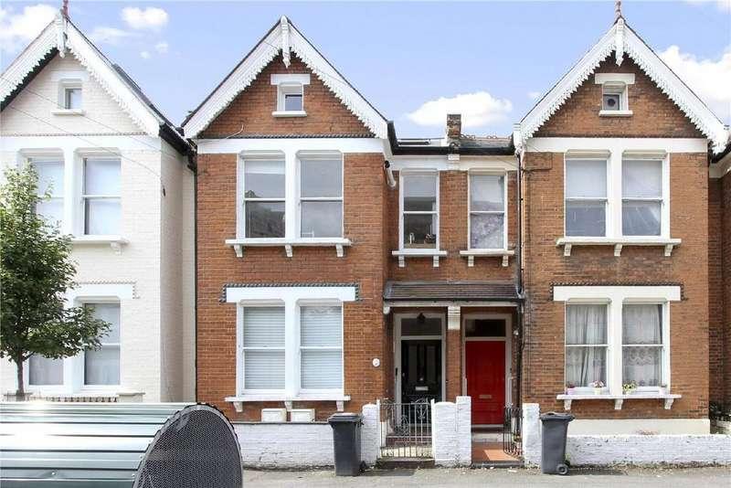 1 Bedroom Flat for sale in Stirling Road, Clapham, SW9