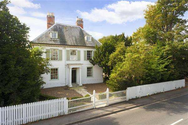 8 Bedrooms Detached House for sale in Chapel House, 1 London Road, Faversham