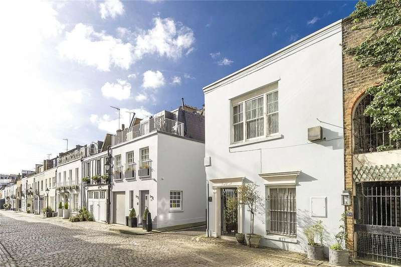 3 Bedrooms House for sale in Ennismore Mews, London