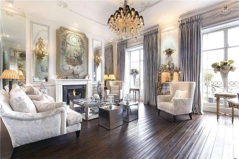 5 Bedrooms Terraced House for rent in Hanover Terrace, Regent's Park