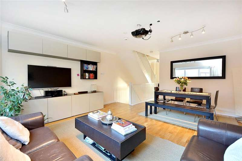 4 Bedrooms Terraced House for sale in Constable Avenue, London