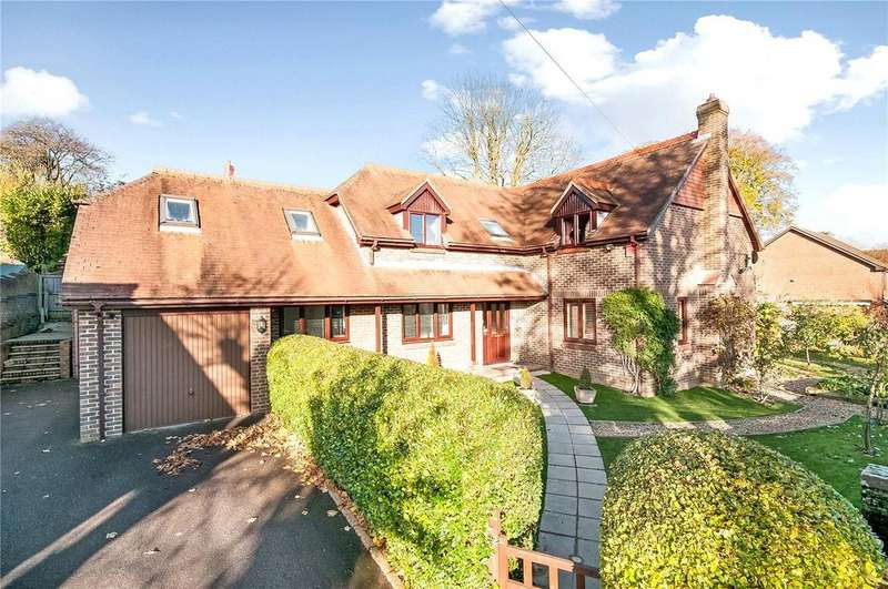 6 Bedrooms Detached House for sale in Stratton Road, St. Giles Hill, Winchester, SO23