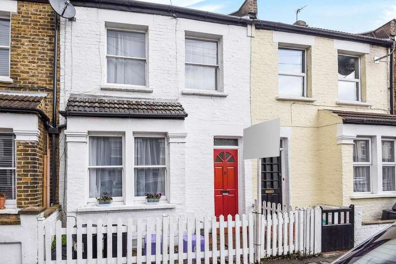 3 Bedrooms Terraced House for sale in Meadow Road, Wimbledon, SW19