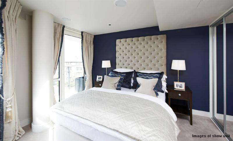 3 Bedrooms Flat for sale in Kew Bridge Road, Brentford, TW8