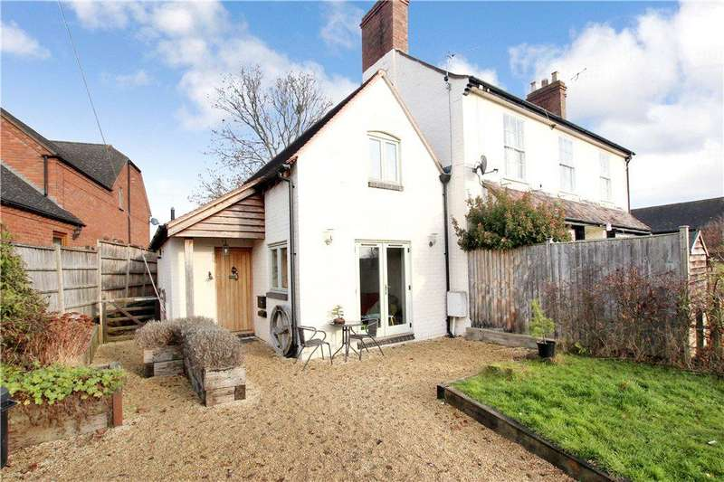 2 Bedrooms Semi Detached House for sale in Alfrick, Worcester, Worcestershire, WR6