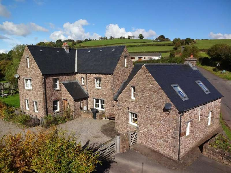 7 Bedrooms Detached House for sale in Pentrebach, Brecon, Powys