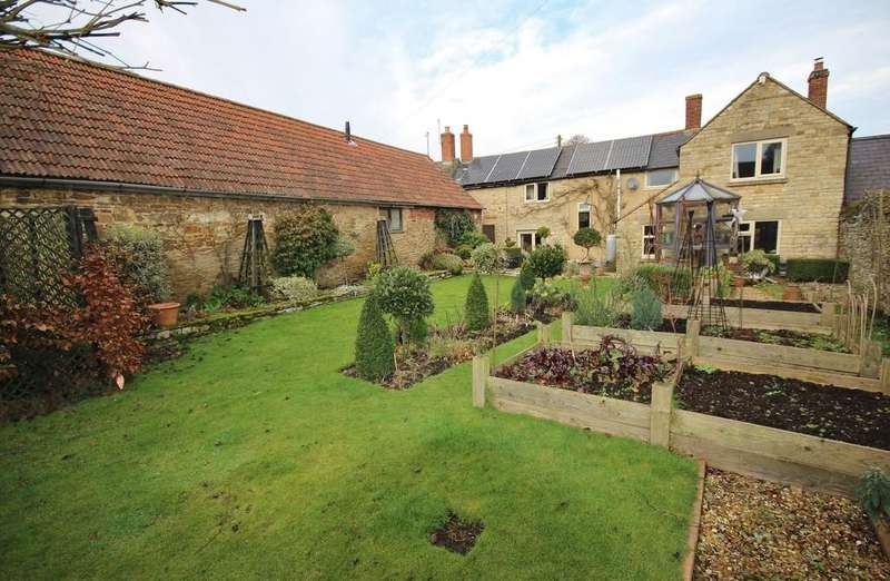 3 Bedrooms Cottage House for sale in Manor Lane, Glaston