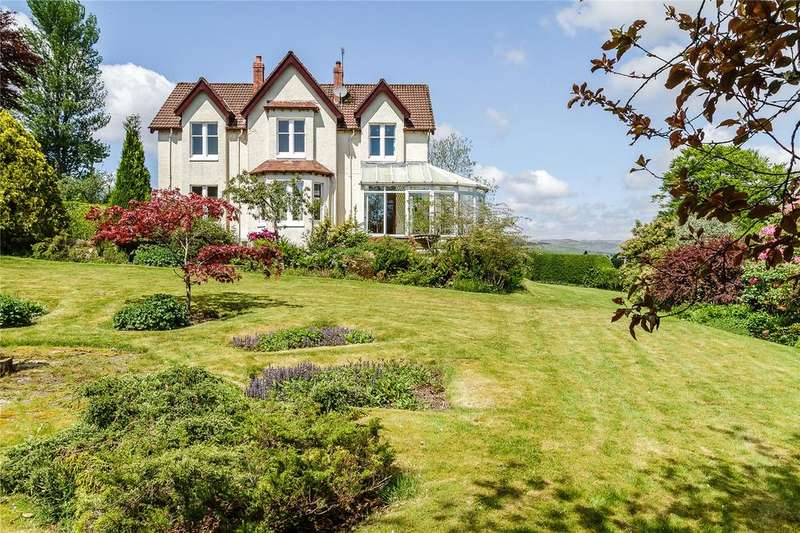 6 Bedrooms Detached House for sale in Chapelbrae, Moffat, Dumfriesshire