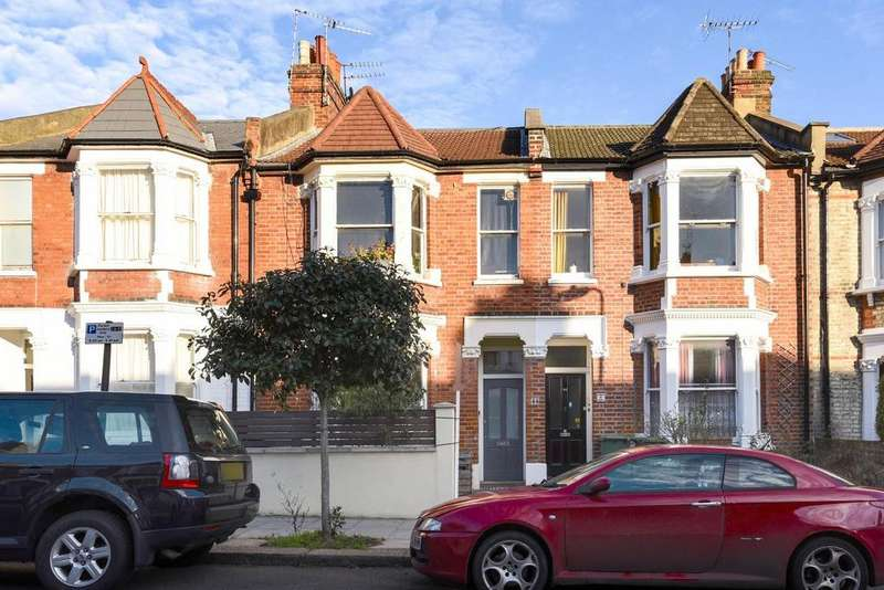 2 Bedrooms Flat for sale in Sumatra Road, West Hampstead, NW6