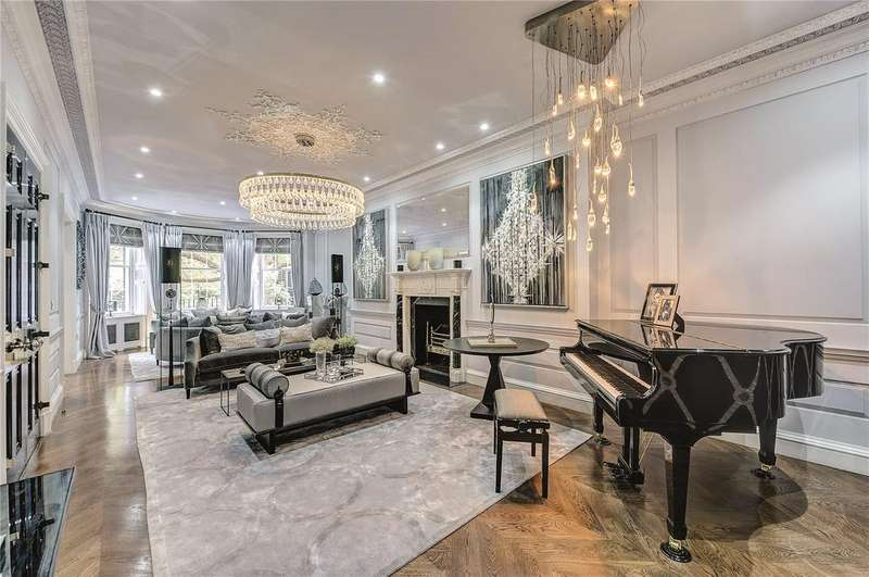 7 Bedrooms House for sale in Queen Annes Gate, Westminster, London