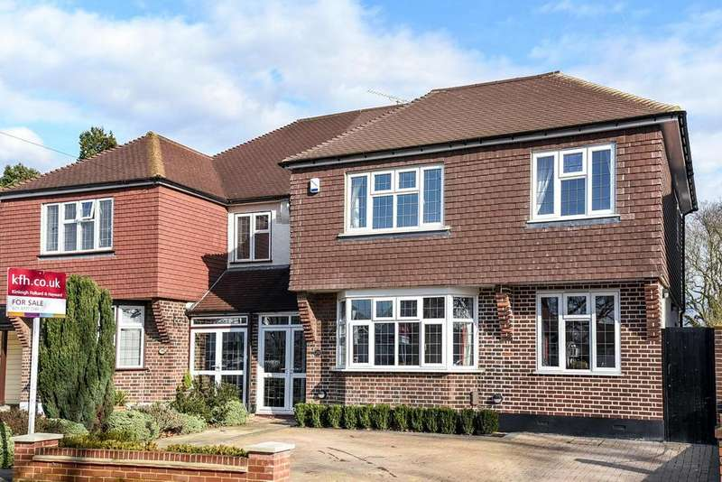 6 Bedrooms Semi Detached House for sale in Pickhurst Lane, West Wickham, BR4
