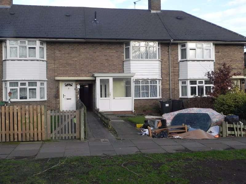 3 Bedrooms Terraced House for sale in The Ridgeway, Erdington, B23 7TB