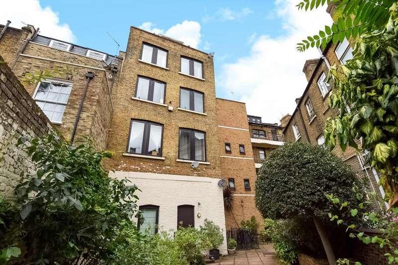 2 Bedrooms Flat for sale in Cleaver Street, Kennington, SE11