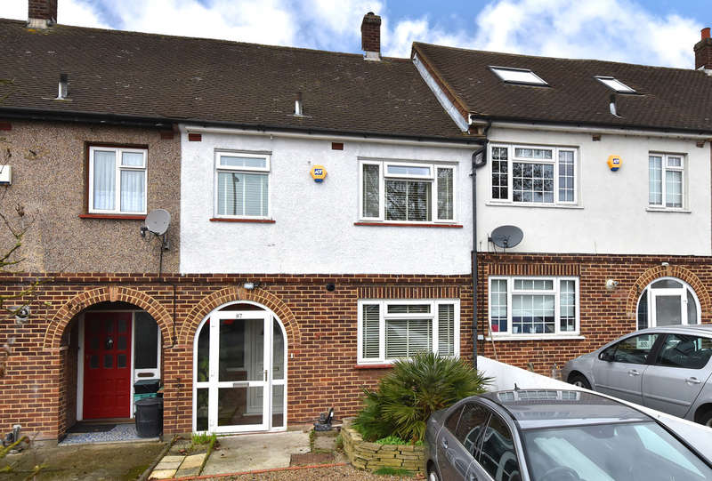 3 Bedrooms Terraced House for sale in Kent House Lane, Beckenham