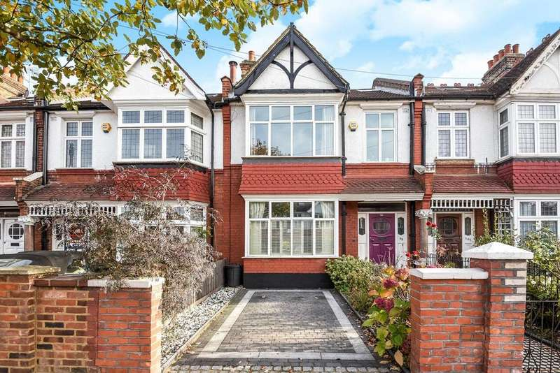 4 Bedrooms Terraced House for sale in Wimbledon Park Road, Southfields, SW18