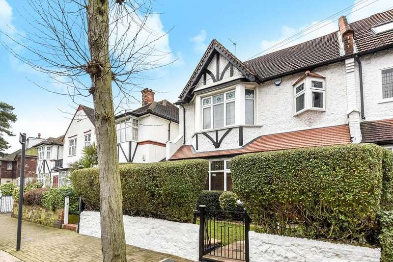 4 Bedrooms Semi Detached House for sale in Chillerton Road, Tooting, SW17