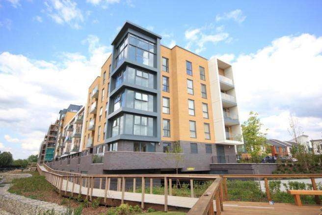 2 Bedrooms Flat for sale in Cygnet House
