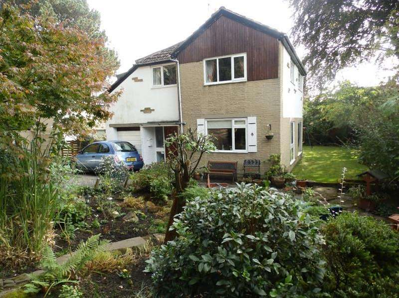5 Bedrooms Detached House for sale in BAILEY HILLS ROAD, BINGLEY, BD16 2RJ