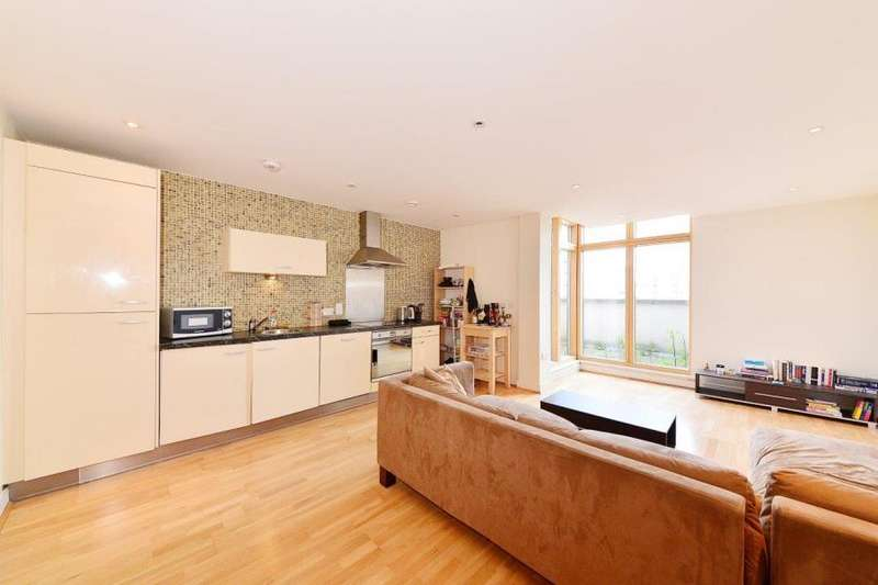 1 Bedroom Flat for sale in Canal Wharf, City Centre