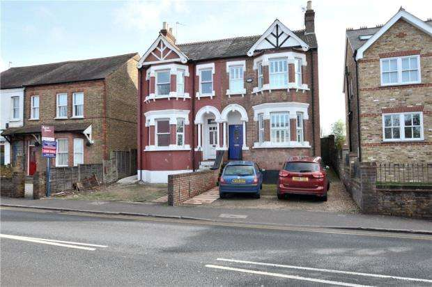 2 Bedrooms Maisonette Flat for sale in Cowley Road, Uxbridge