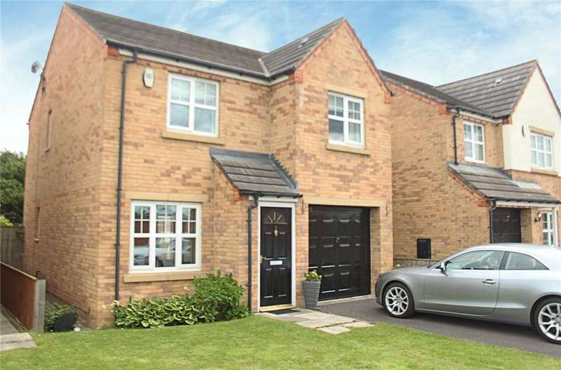 3 Bedrooms Detached House for sale in Lartington Way, Eaglescliffe