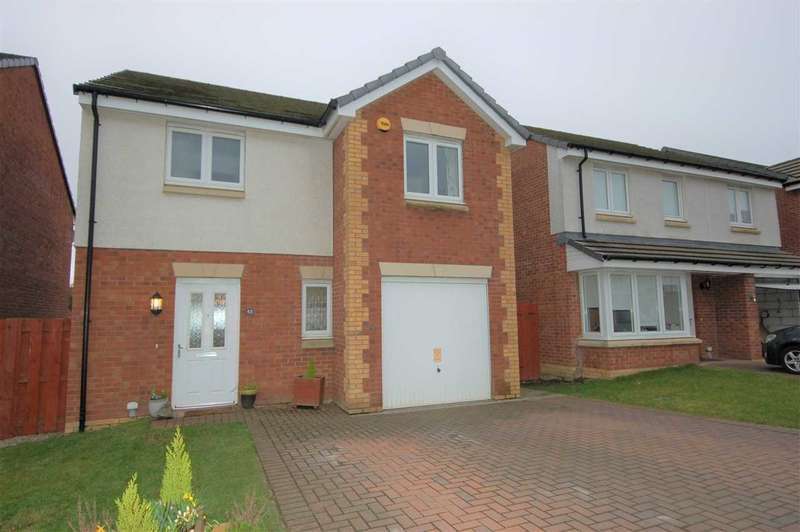 3 Bedrooms Detached Villa House for sale in Middlebank Rise, Dunfermline