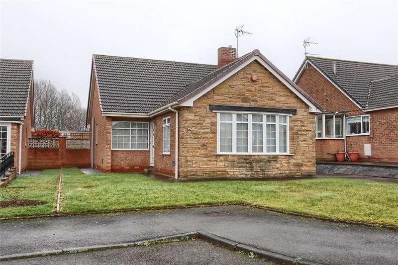 2 Bedrooms Detached Bungalow for sale in Woodburn Close, Hemlington