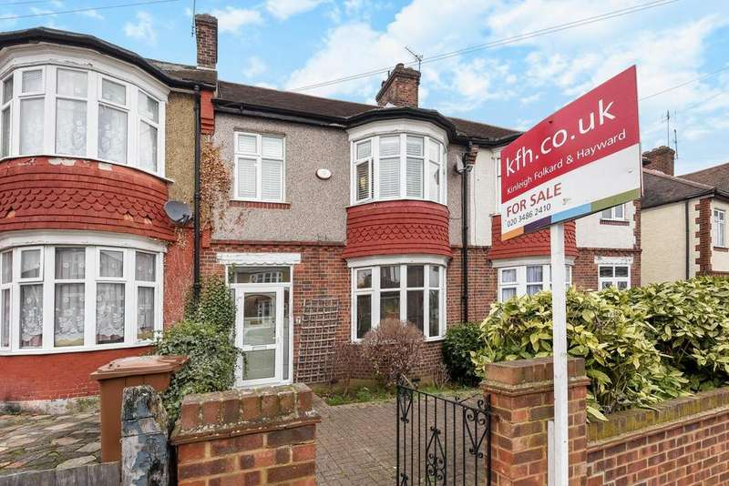 3 Bedrooms Terraced House for sale in Clowders Road, Catford, SE6