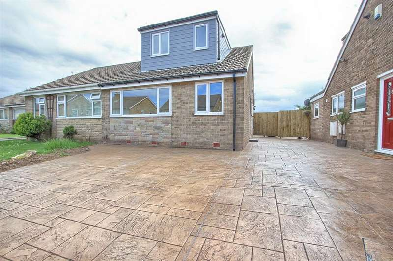 3 Bedrooms Semi Detached House for sale in Delamere Drive, Marske-by-the-Sea
