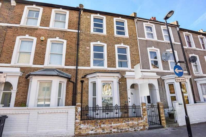 4 Bedrooms Terraced House for sale in Branksome Road, Brixton, SW2