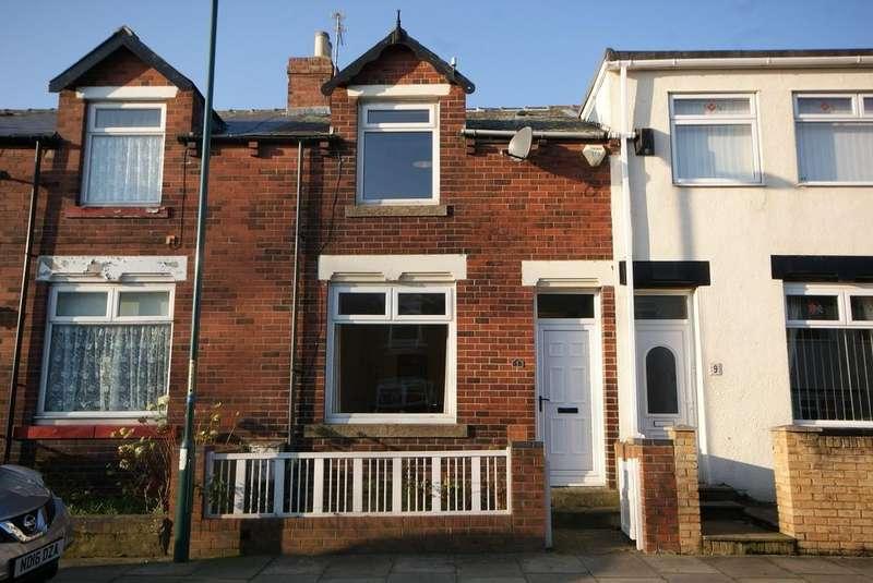 2 Bedrooms Terraced House for sale in Geoffrey Street, Whitburn