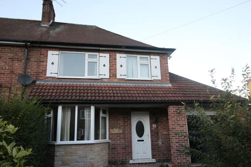 3 Bedrooms Semi Detached House for sale in Welch Avenue, Stapleford, Nottingham, NG9